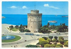 The White Tower, Thessaloniki, Greece, 1950-1970s