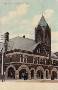 COLLINGWOOD , Ontario , Canada , PU-1911 ; City Hall