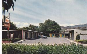 Highwayman Motel, Vernon, B.C., Canada, PU-1973