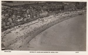 RP: WEYMOUTH, Dorset, England, 1910-30s ; Sands