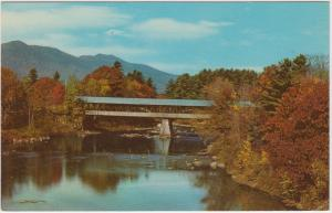 New Hampshire Jackson  Covered Bridge