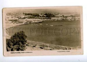 174132 AUSTRALIA PERTH waters Vintage photo postcard