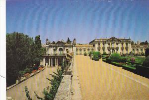 Portugal Fachada do Pavilhao Robillion e Fachada de Cerimonias Palacio Nacion...