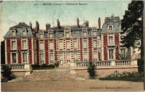 CPA BRIARE Chateau de Beauvoir (607445)