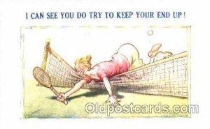 Tennis Unused