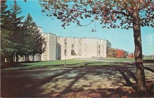 Northfield Minnesota~Hoyme Hall Dormitory For Women~1950s Postcard
