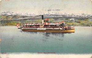 10816 Gruss vom Zürichsee