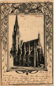 CPA AK THANN - Cathédrale (659835)