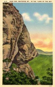 NC - Whiteside Mountain, Nose End
