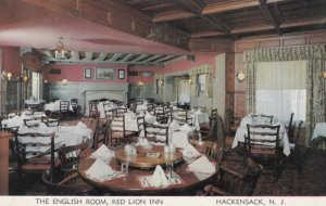 HACKENSACK, New Jersey, 1900-10s; The English Room, Red Lion Inn