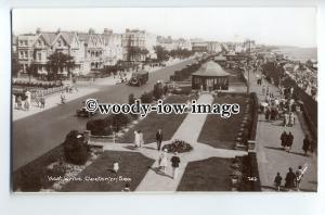 tp9134 - Essex - West Drive, Gardens, & Promenade, at Clacton-on-Sea - postcard