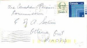 Entier Postal Stationery Postal Canada Downsview