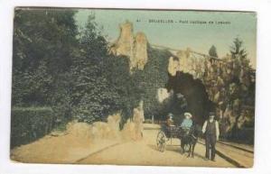 Pont Rustique De Laeken,Bruxelles,Belgium,1900-1910s