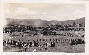 RP, Aztec Excavations, Arena For Bull Fights, Etc., Mexico, 1930-1940s