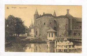 Porte De Gand, Bruges, Belgium, 1900-1910s