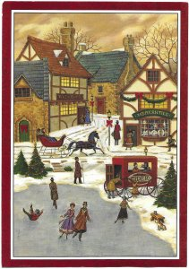 US Winter Fun. Used with postage #2596.  1994. Nice