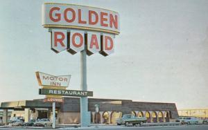 Nevada Reno Golden Road Motor Inn Restaurant and Lounge