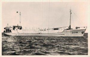 N.V. Zaanlandse Scheepsbouw M.S. Egina RPPC 05.32
