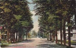 Pennsylvania New Milford Main Street 1911
