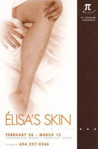 P I Theatre Presents Elisa's Skin
