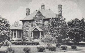 Mt Airy , Penn. , 1930s ; School for the Deaf ; The Infirmary
