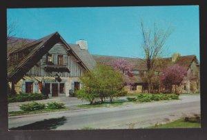 Pere Marquette Hotel-Lodge Grafton, IL - 1960s - Unused
