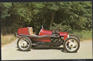 Classic Car Postcard 1932 FORD B Dirt Track Racer