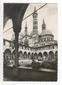 RP: Padova, Italy, 40-50s Cloister and Steeples