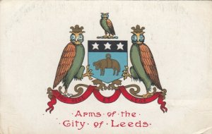 LEEDS , Yorkshire , UK , 00-10s ; Coat of Arms
