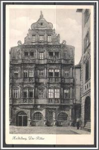 Germany, Heidelberg Der Ritter - The Knight - [FG-129]