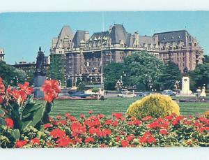 Unused Pre-1980 HOTEL SCENE Victoria - Vancouver Island BC B0740