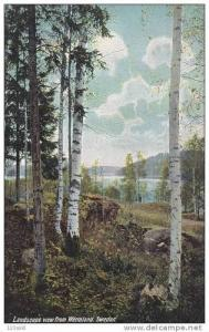 Landscape view from Wermland Sweden 00s - 10s'