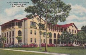 Florida Bay Pine Domiciliary Building U S Veterans Home