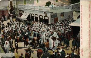 CPA Tanger Soco Chico-Pascua del Nacimiento de Mahoma MAROC (688689)
