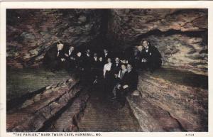 The Parlor, Mark Twain Cave, Hannibal,Missouri,00-10s