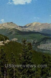 Majestic Beauty of the Rocky Mountains