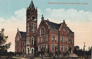 Normal School , SOUTH LONDON , Ontario , Canada , 1900-10s