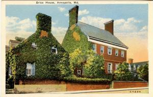 MD - Annapolis. Brice House