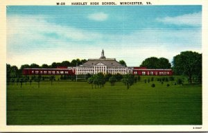 Virginia Winchester Handley High School