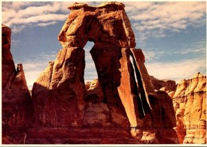 Utah Canyonlands National Park Druid Arch