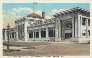 WINONA, Minnesota, 1910-20s; J. R. Watkins Medical Co., Administration Building