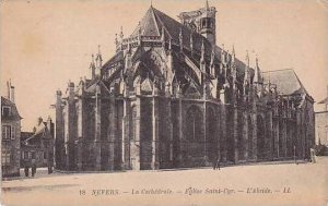 France Nevers La Cathedrale