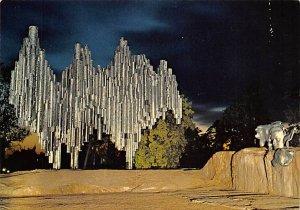 Sibelius Monument Helsinki Finland, Suomi Unused