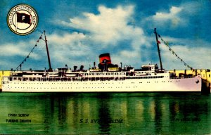 Eastern Shipping Corp. - SS Evangeline