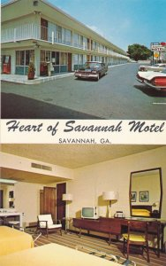 Savannah GA, Georgia - The Heart of Savannah Motel