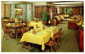 13215  PA lahaska   Interior Cock 'n Bull Restaurant