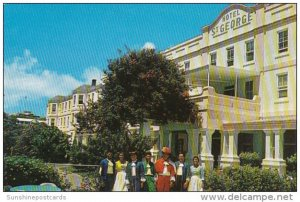 Bermuda St George's The St George Hotel and Staff