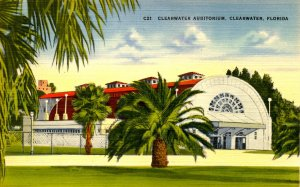 FL - Clearwater. Auditorium