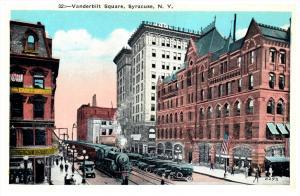 18649   NY Syracuse   Vanderbilt Square
