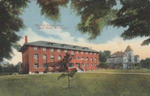 WALLA WALLA, Washington, 1900-1910s; The Odd Fellows Home